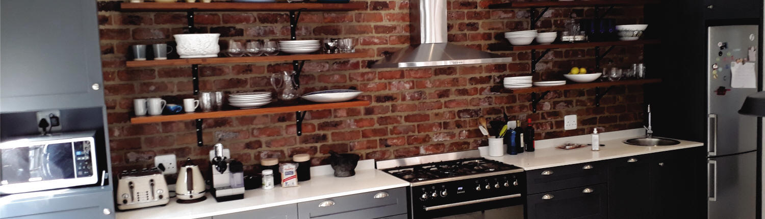 Kitchen Renovations by Goodfin Construction